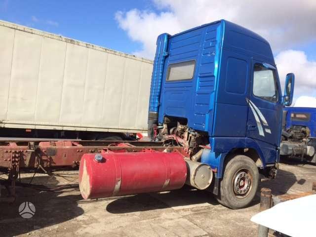 Volvo FH16/6X4, sunkvežimiai