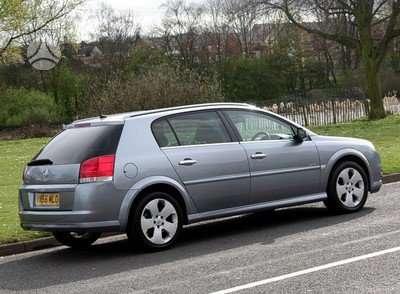 Opel Signum. Tel; 8-633 65075 detales pristatome beveik visoje