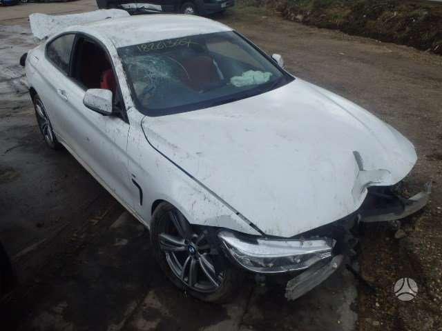 BMW 4 serija dalimis