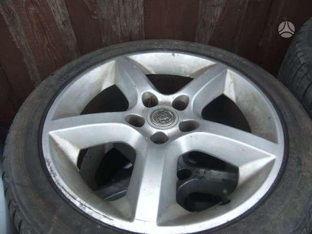 Opel ASTRA ZAFIRA, lengvojo lydinio, R17