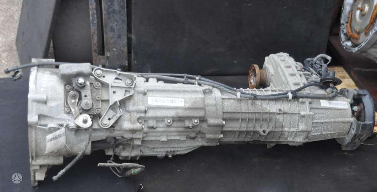 Volkswagen Touareg pavarų dėžė, sankabos komplektas