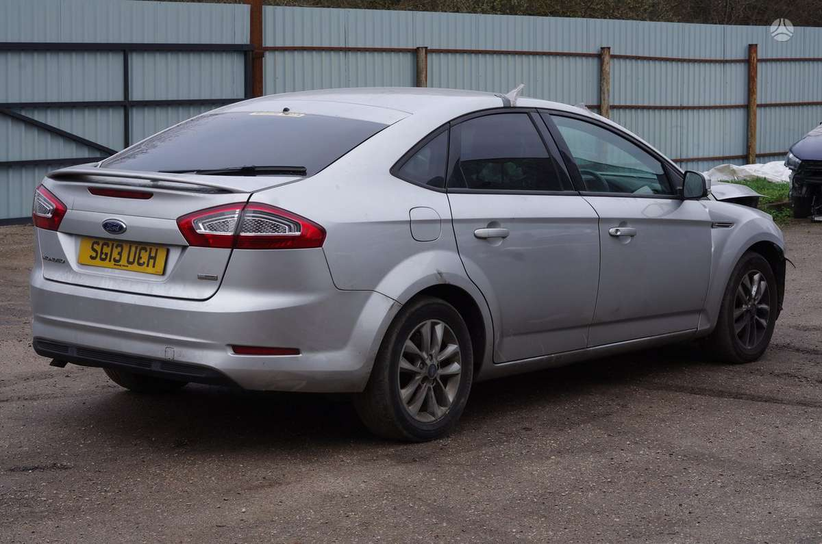 Ford Mondeo. 1.6 tdci engine code: t1bb