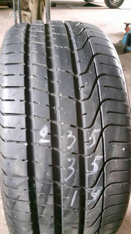 Pirelli, vasarinės 235/35 R19