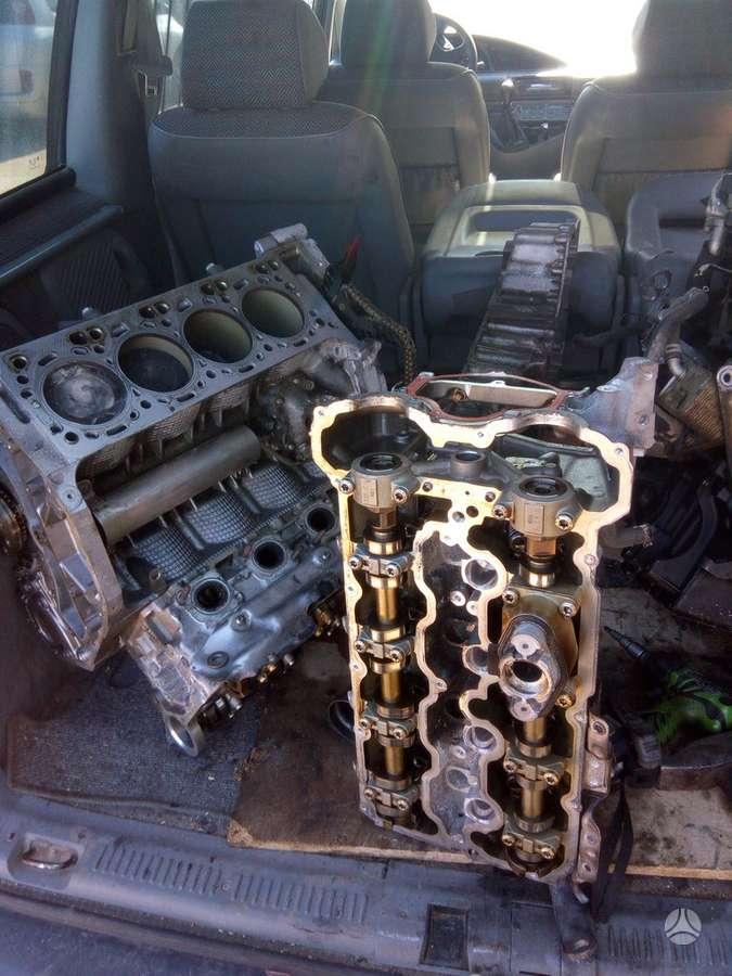 BMW X5. N63 variklis dalimis.4.4tvin turbo