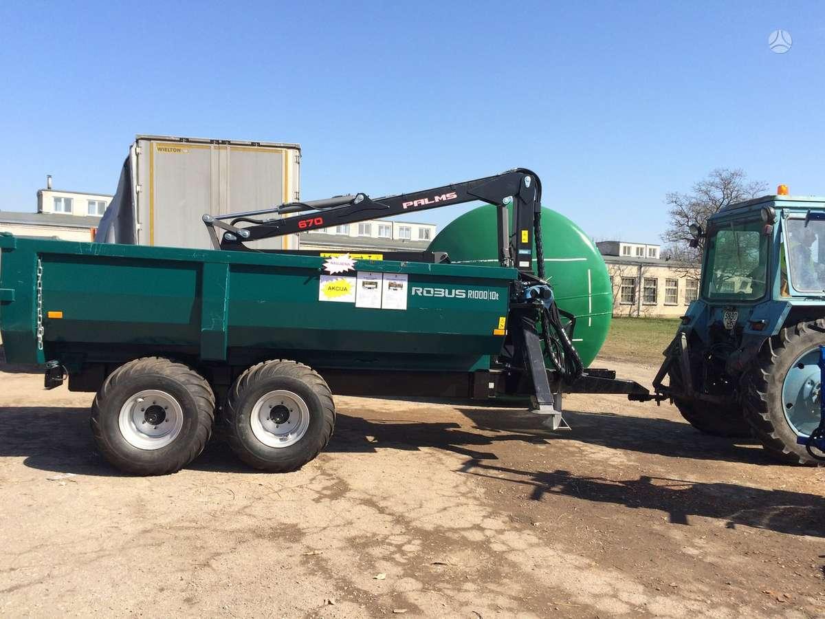 -Kita- R1000T, traktorinės priekabos