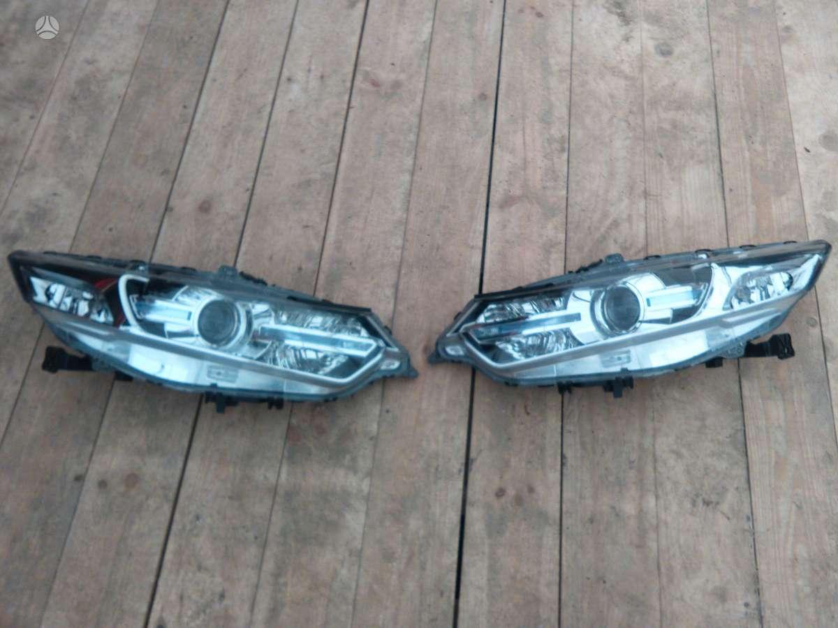 Honda Accord. Prekyba auto dalimis naudotomis europietiškiems,