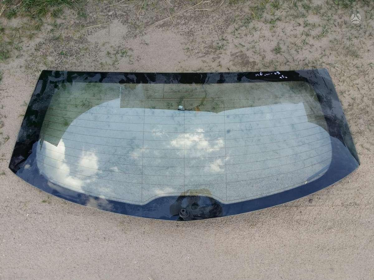 Mazda 6 dangtis (priekinis, galinis), stiklai, žibintai