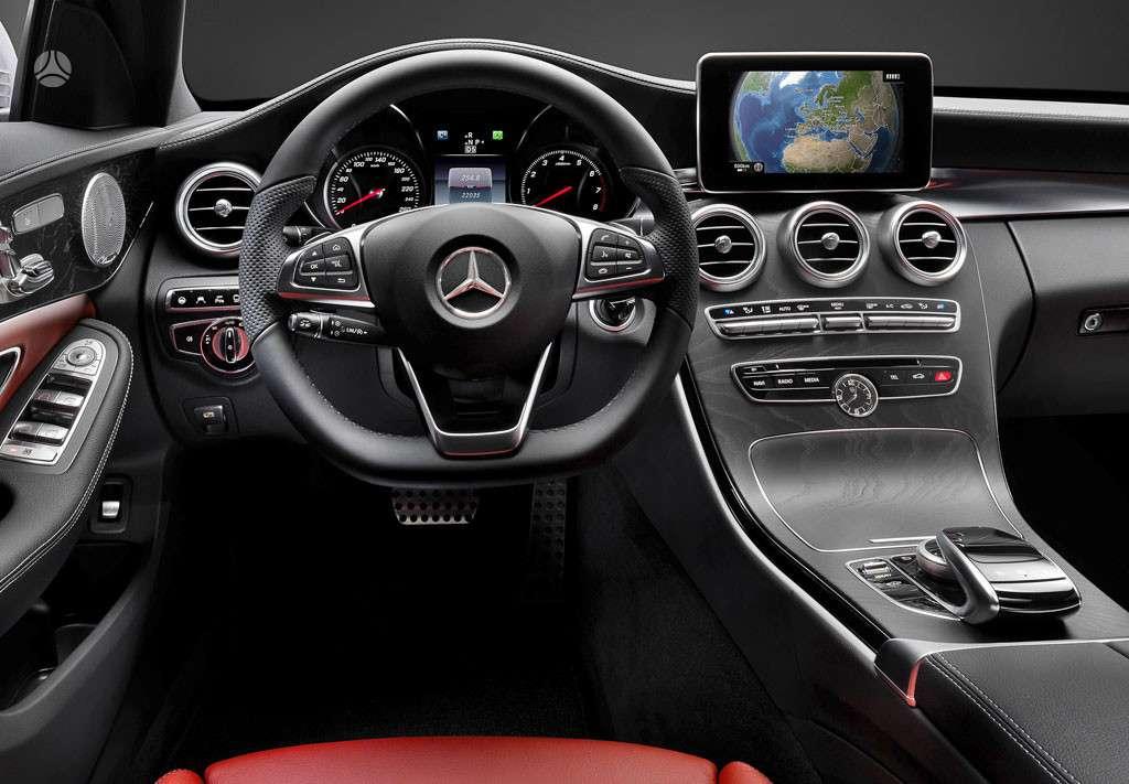 Mercedes-Benz C klasė dalimis. Vilnius - kaunas
