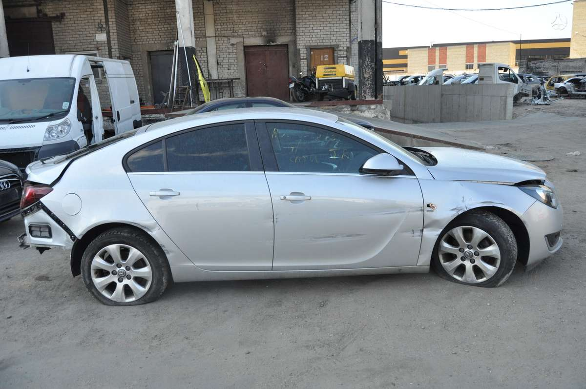 Opel Insignia. A20dte   dėl daliu skambinikite +37060180126 -