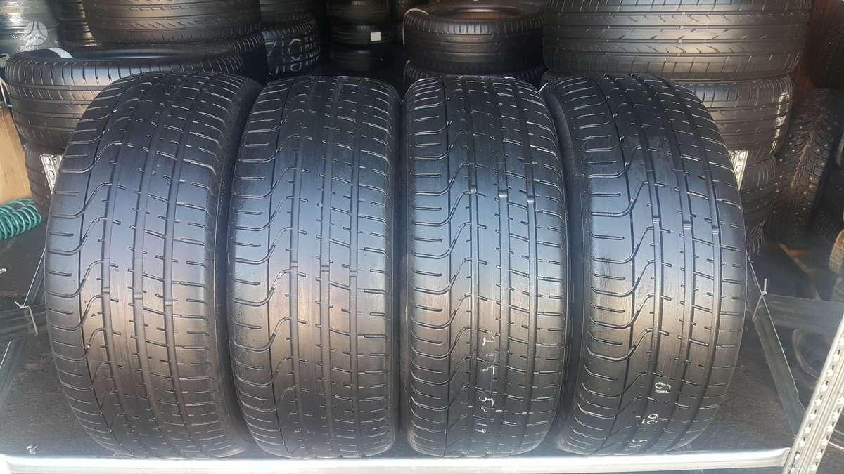 Pirelli P Zero TM apie 6mm, vasarinės 235/50 R19