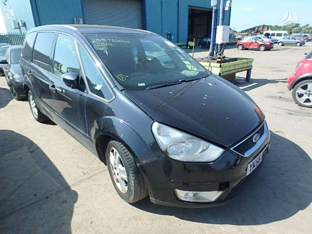 Ford Galaxy. Dalimis ford galaxy 2012 m. 2.0 tdci mechanika......