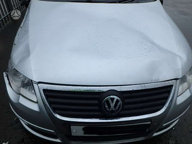 Volkswagen Passat dalimis. variklio kodas bkp dezes hdv