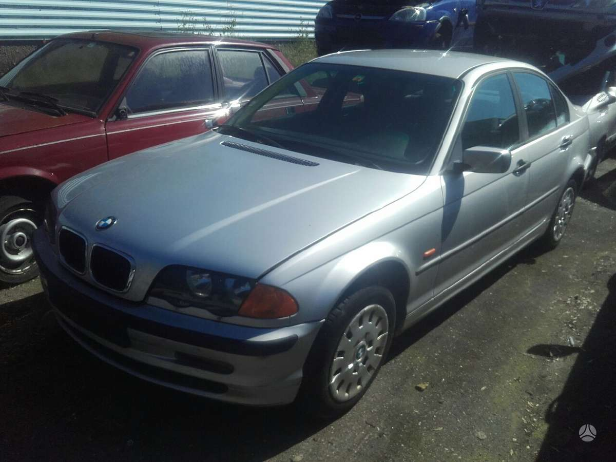 BMW 3 serija. 1.6i 2.0d