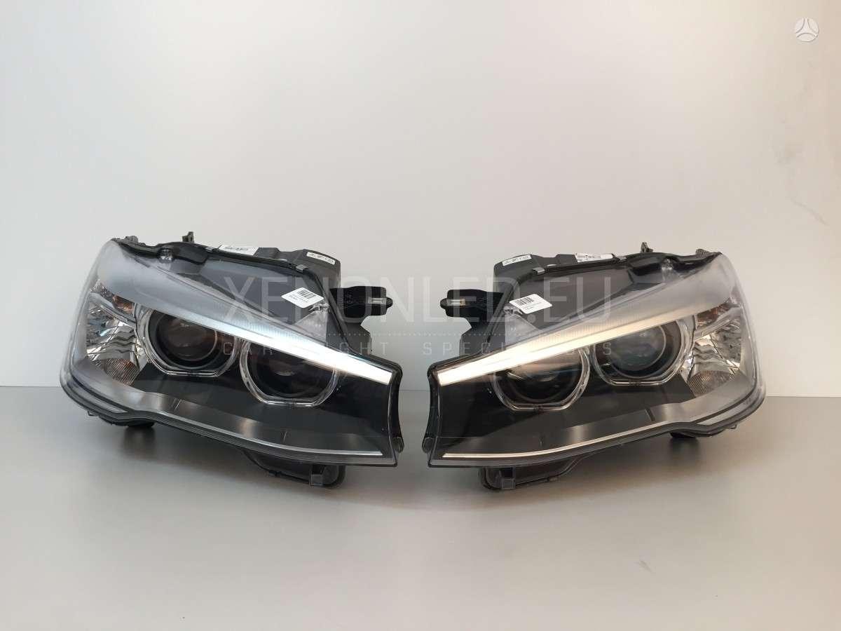 BMW X3. Bmw x3 f25 2014- face lift bixenon žibintai gamintojas: