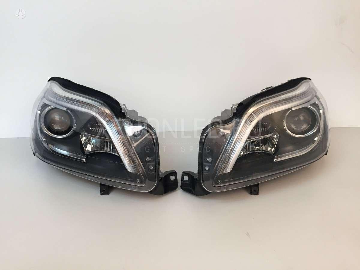 Mercedes-Benz GL klasė. Mercedes-benz mb gl x166 2012-