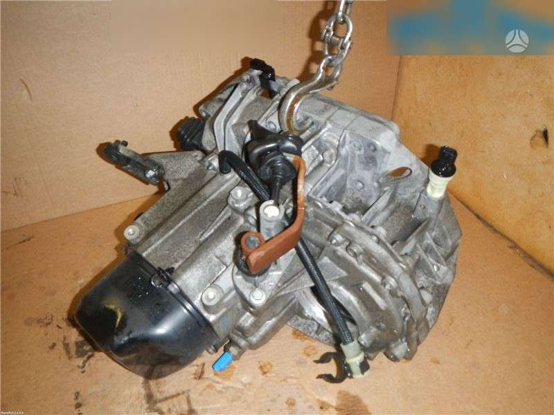 Renault Megane reduktorius, pavarų dėžė