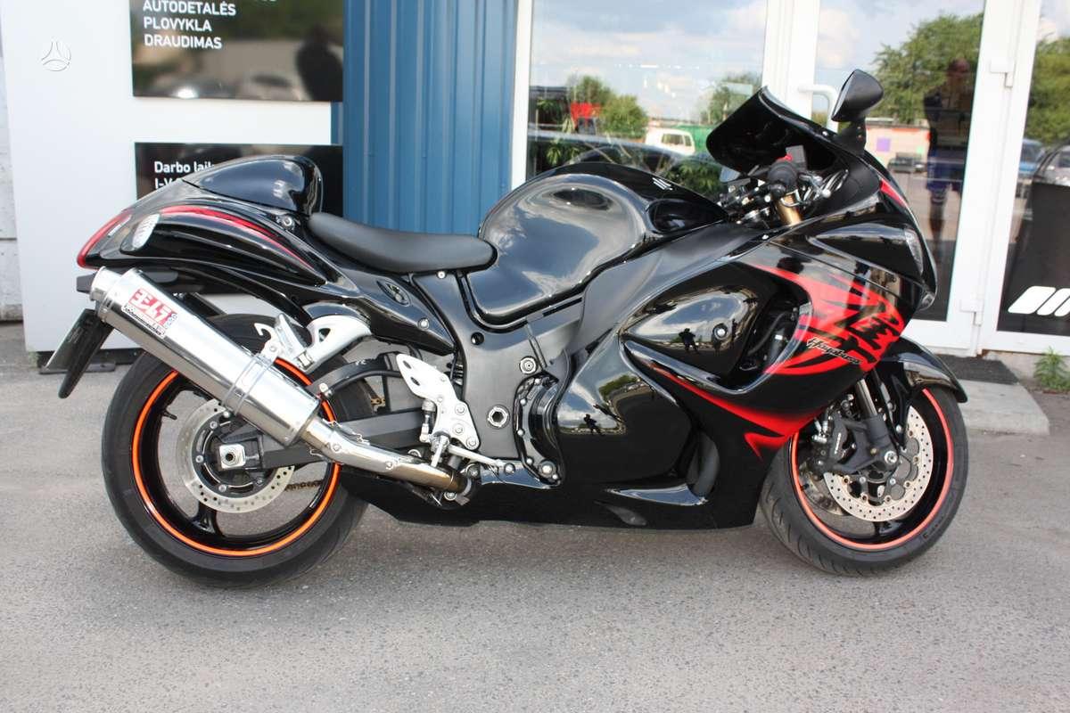 Suzuki GSX, sportiniai / superbikes