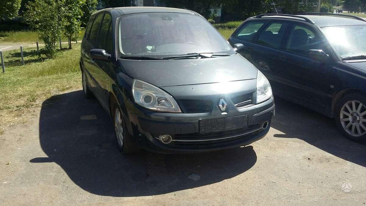 Renault Grand Scenic. Renault grand scenic 2.0 dci 110 kw