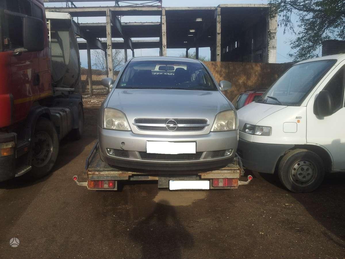Opel Vectra. Dyzelis ir benzinas. galimas detalių persiuntimas į