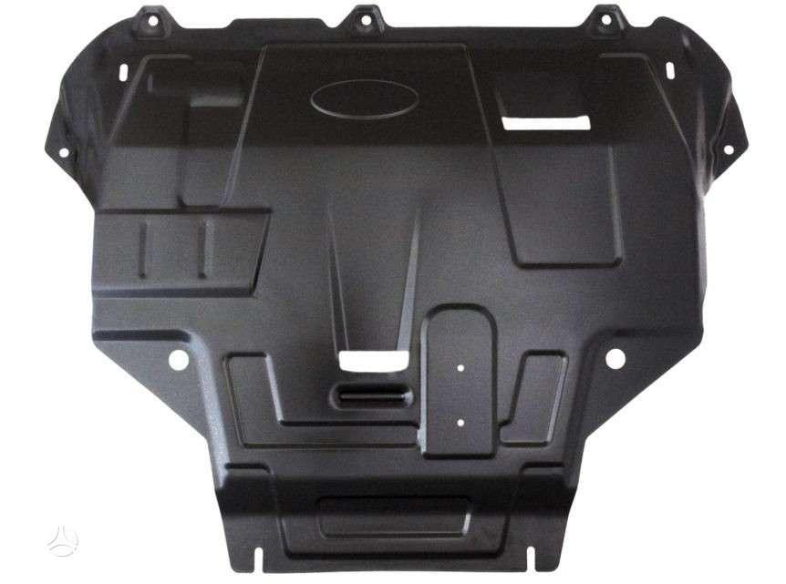 Ford Focus. Plieninė 2 mm karterio apsauga ford focus nuo 2011 m.