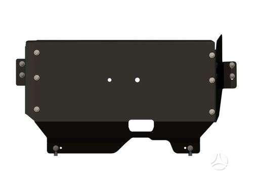 Ford Transit. Plieninė 3 mm storio karterio (variklio) apsauga