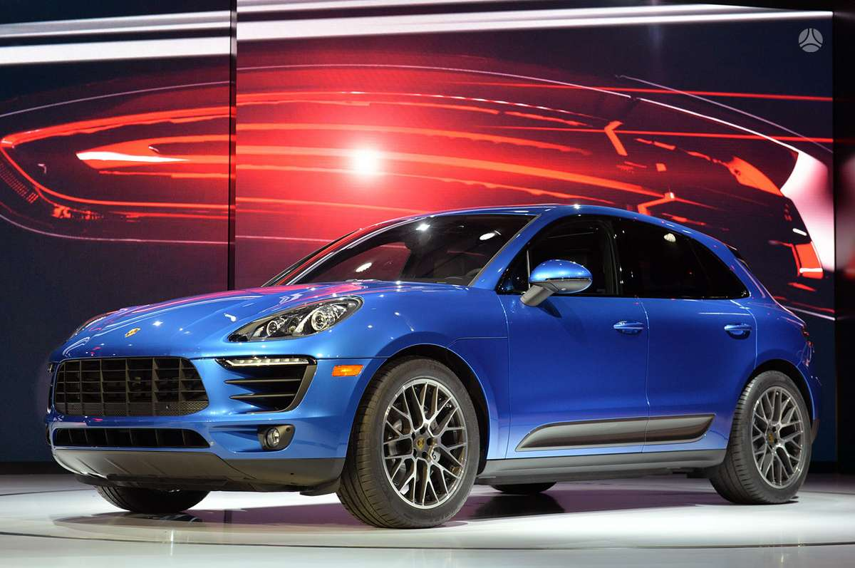 Porsche Macan. !!!! naujos originalios dalys !!!! !!! новые ориг