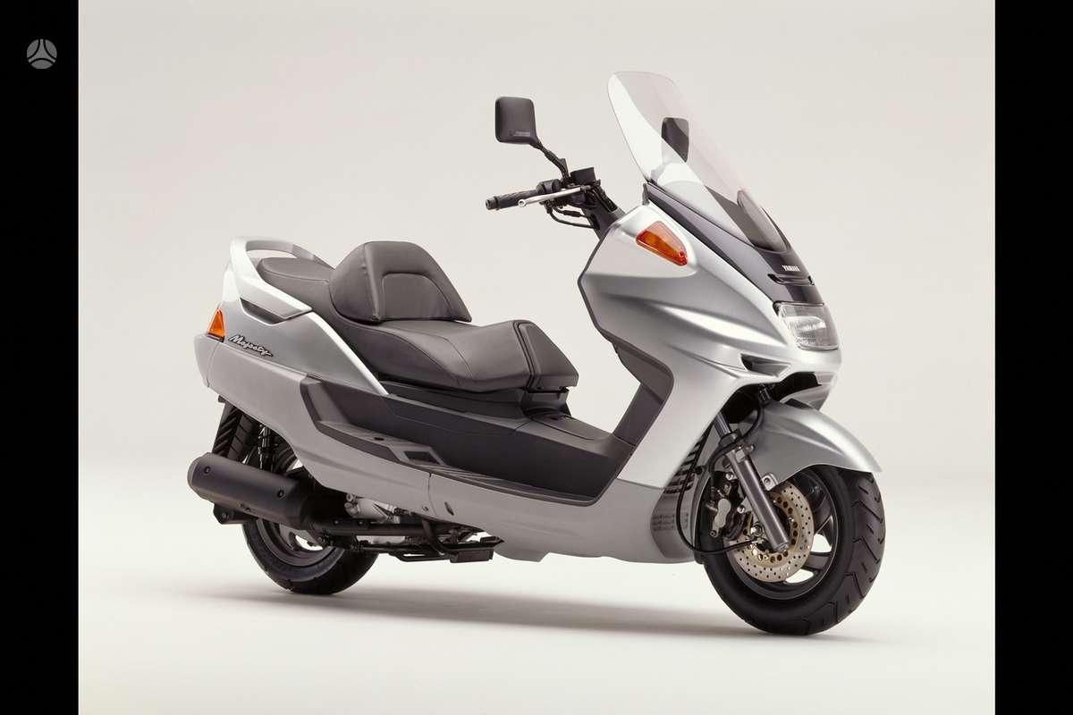 Yamaha Majesty, motoroleriai / mopedai