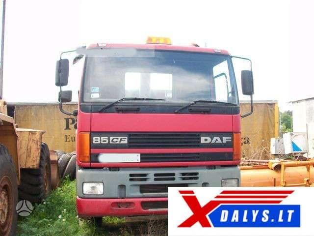DAF CF65, vilkikai