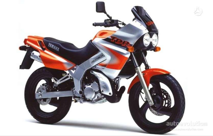 Yamaha TDR, enduro / adventure