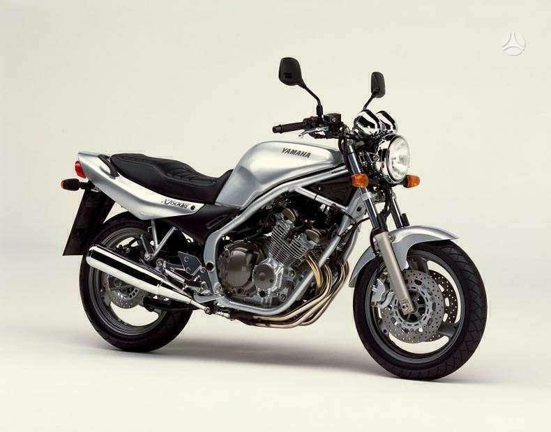 Yamaha XJ, street / klasikiniai