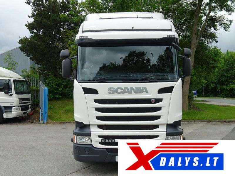 Scania R 500, vilkikai