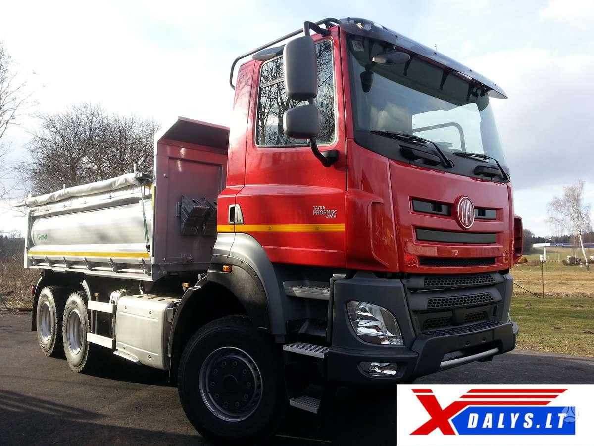 Tatra Phoenix, sunkvežimiai