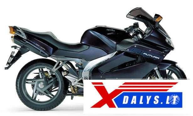 Aprilia RST, sportiniai / superbikes
