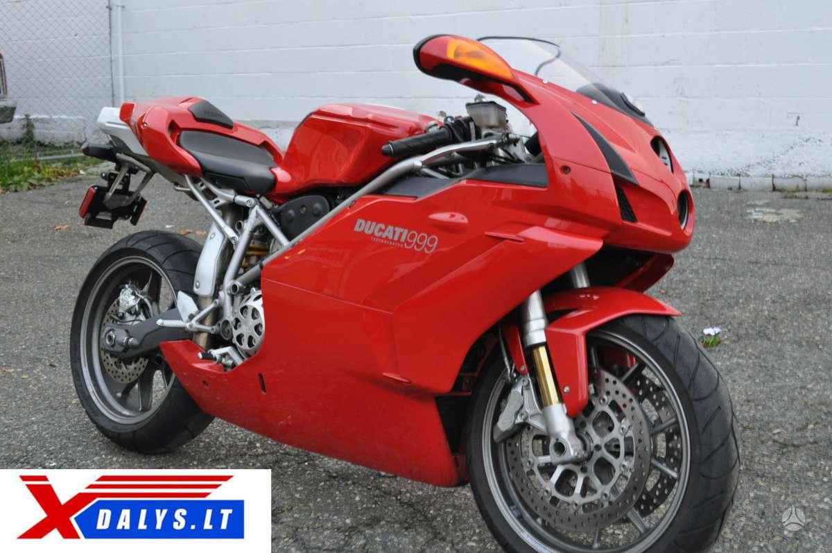 Ducati 999, sportiniai / superbikes