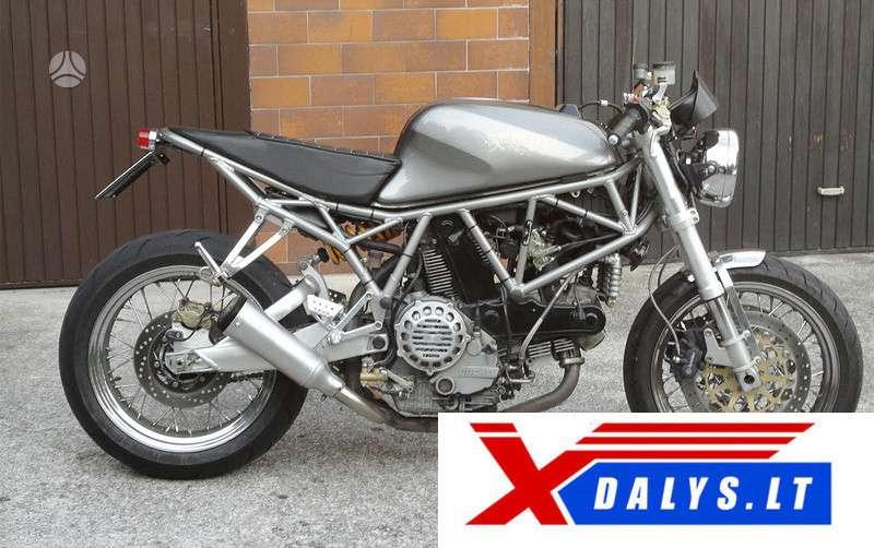 Ducati SS1000, sportiniai / superbikes