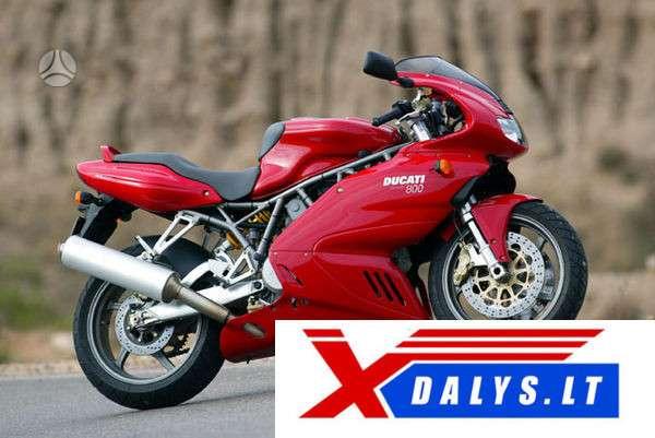 Ducati SS800, sportiniai / superbikes