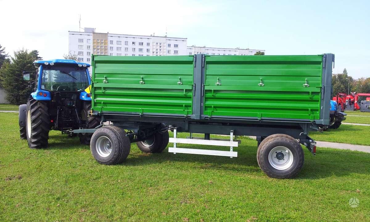 -Kita- HM 2-11, traktorinės priekabos