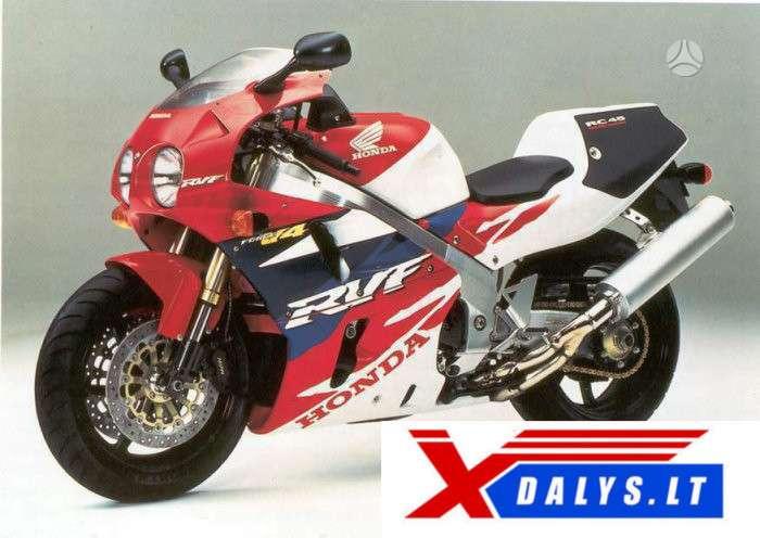 Honda RVF, sportiniai / superbikes