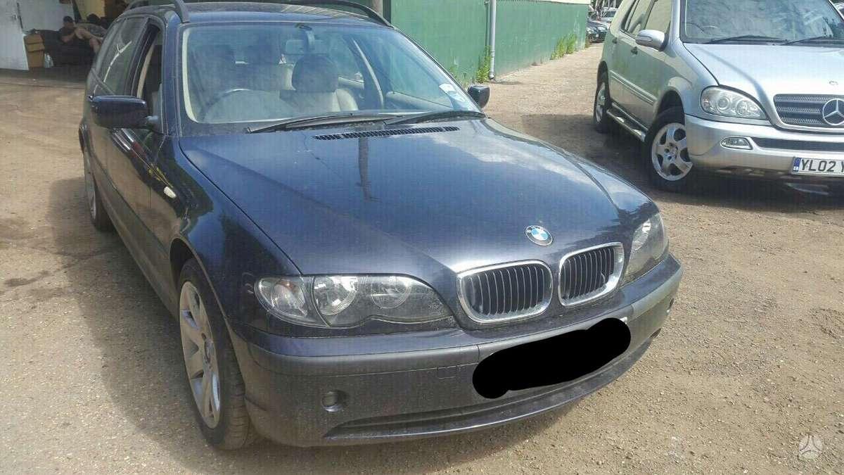 BMW 3, lengvojo lydinio, R17