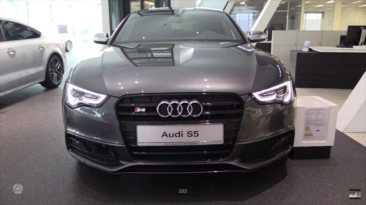 Audi S5. !!!! naujos originalios dalys !!!! !!! новые оригинальн