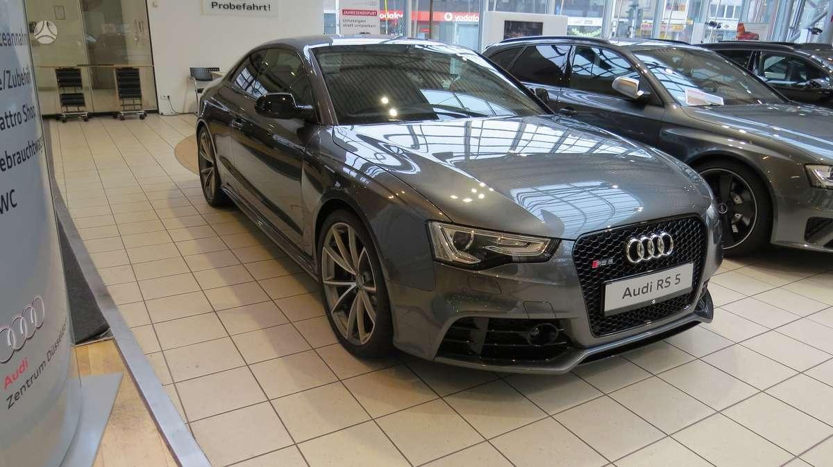 Audi RS5. !!!! naujos originalios dalys !!!! !!! новые оригиналь