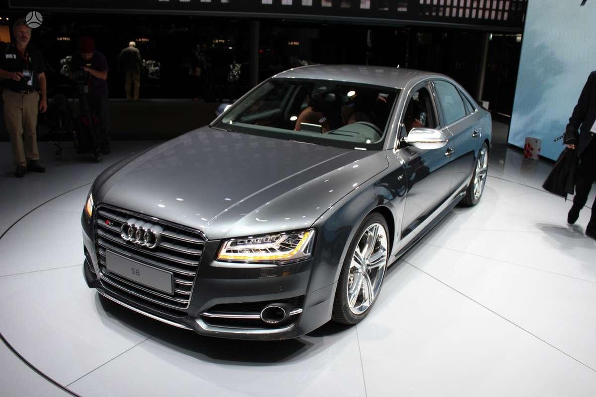 Audi S8. !!!! naujos originalios dalys !!!! !!! новые оригинальн