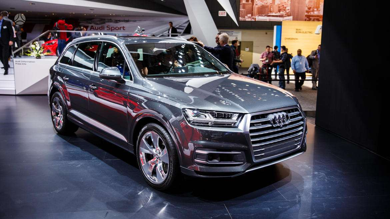 Audi Q7. !!!! naujos originalios dalys !!!! !!! новые оригинальн