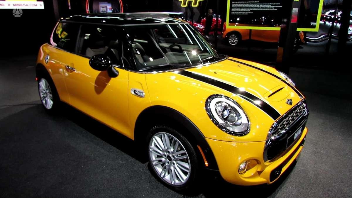 Mini Cooper S. !!!! naujos originalios dalys !!!! !!! новые ориг