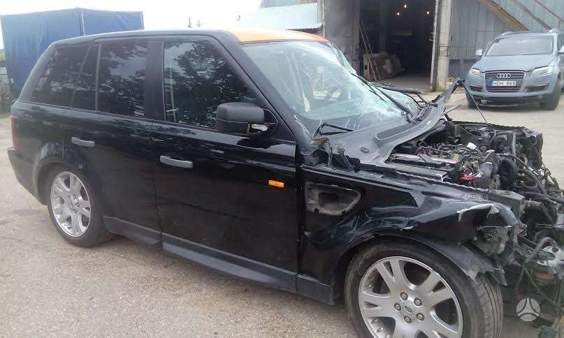 Land Rover Range Rover Sport. Uzsiveda,rida 170000 km.