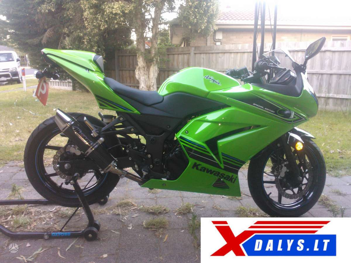 Kawasaki Ninja, sportiniai / superbikes