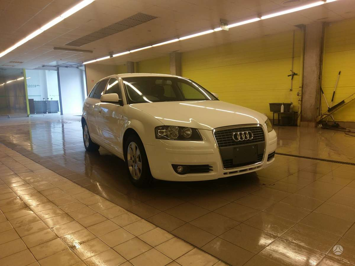 Audi A3. Audi a3 1,6l automatas 50000km