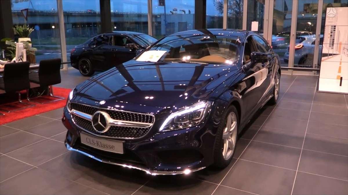 Mercedes-Benz CLS klasė. !!!! naujos originalios dalys !!!! !!!