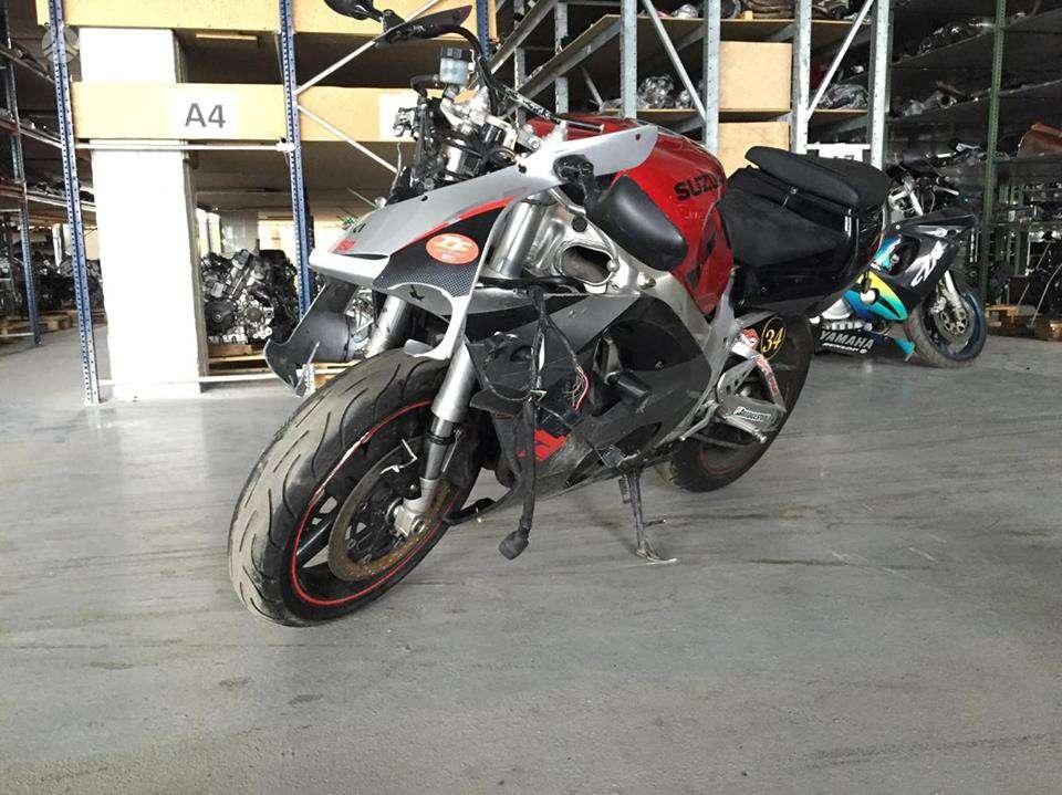 Suzuki GSXR, sportiniai / superbikes
