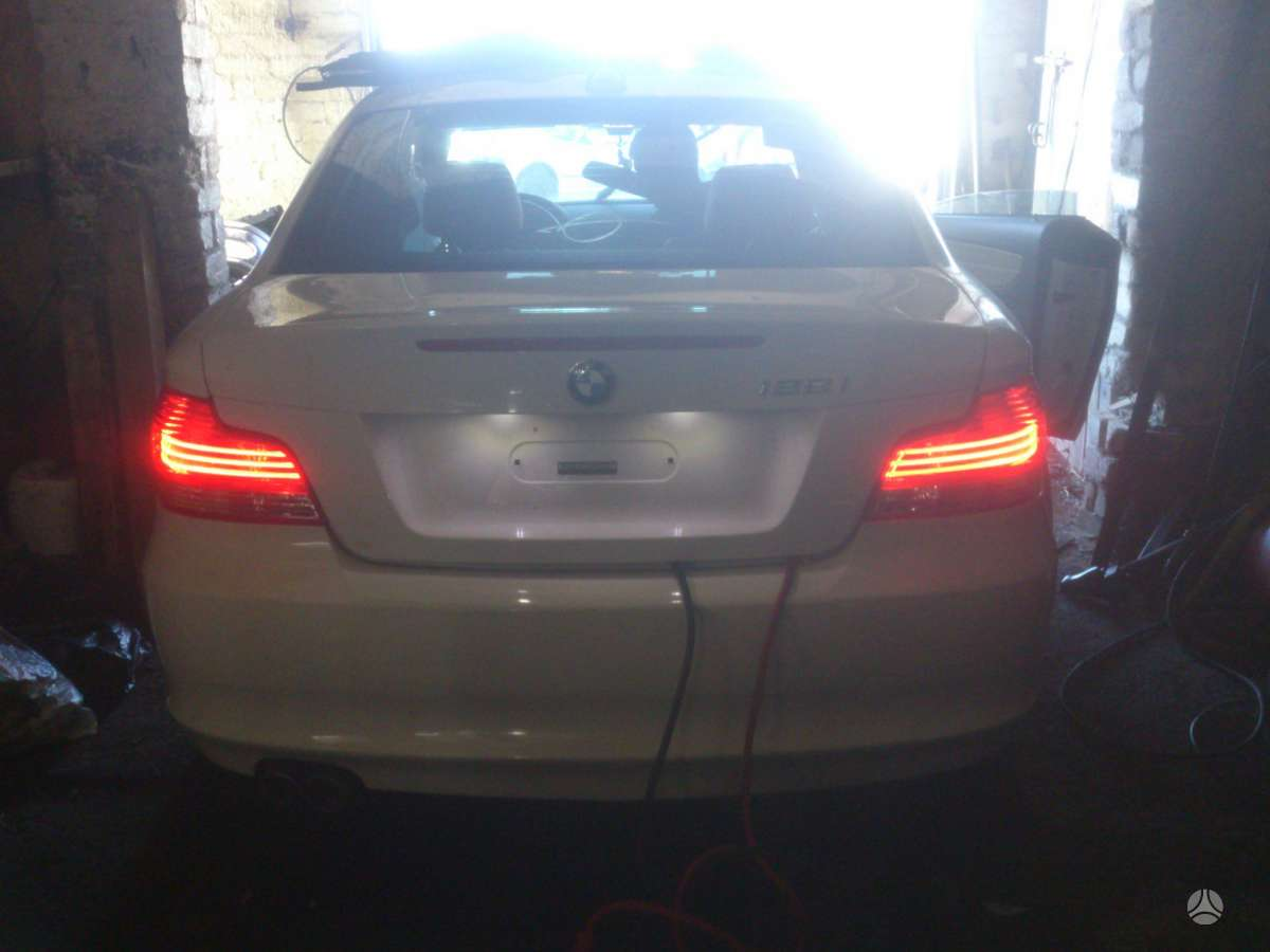BMW 128 dalimis. Skambinti siais numeriais +37060200711;+